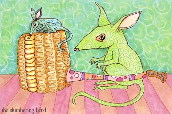 11 - Bilbies and Corn Cob Pipe Color4