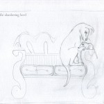 03 Couch in the House in the Forest Sketch3