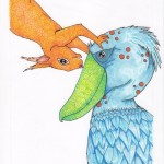 10 - Shoebill and Squirrel Color4