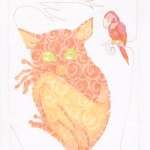 7 - A Shy Tarsier Named Nee, Color1