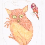 8 - A Shy Tarsier Named Nee, Color2