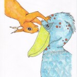 9 - Shoebill and Squirrel Color3