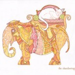 11 Steampunk Elephant with Cat Ink3