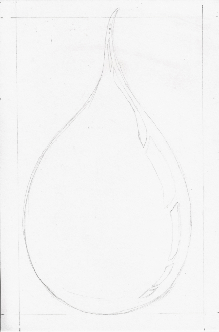 01 Drop of Water sketch1