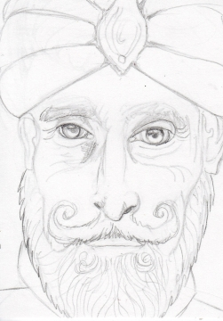 02 Captain Nemo Sketch2