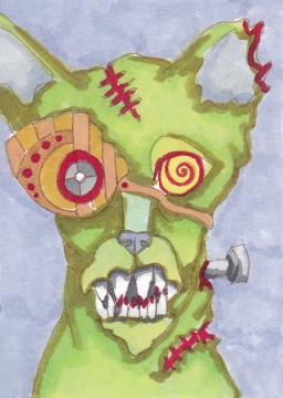 02 Zombie Gearhead Cat Color1