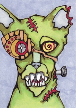 03 Zombie Gearhead Cat Color2