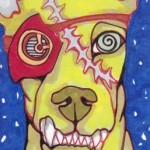 03 Zombie Gearhead Dog Color2