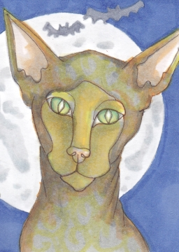 04 Moon Cat Color2