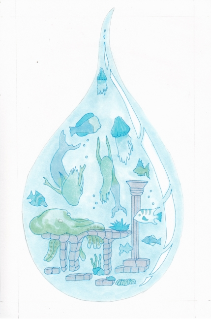 06 Drop of Water color1