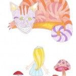 03 Alice and Cheshire Cat Color1