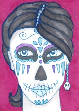 03 Celestina Calavera Color1