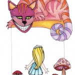 06 Alice and Cheshire Cat Ink3