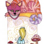 07 Alice and Cheshire Cat Color3
