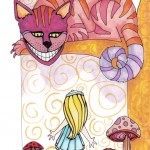 08 Alice and Cheshire Cat Color4