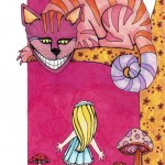 11 Alice and Cheshire Cat Color7