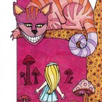 13 Alice and Cheshire Cat Ink5