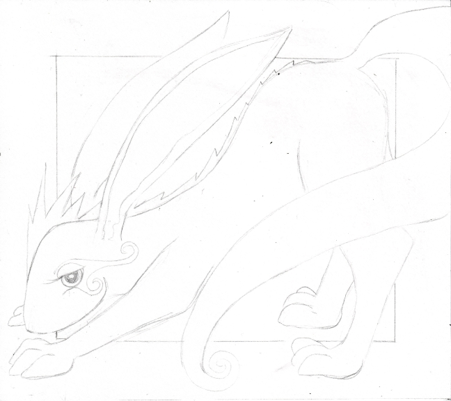 01 Chimeric Rabbit Sketch1