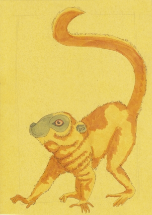 03 Brown Lemur 5x7 color1