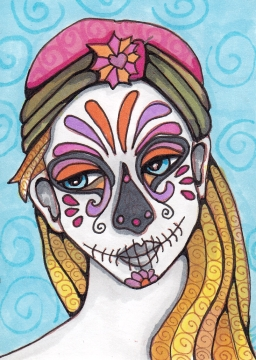 06 Maria Calavera color3