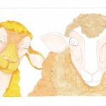 05 Two Sheep color1