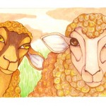 11 Two Sheep color5