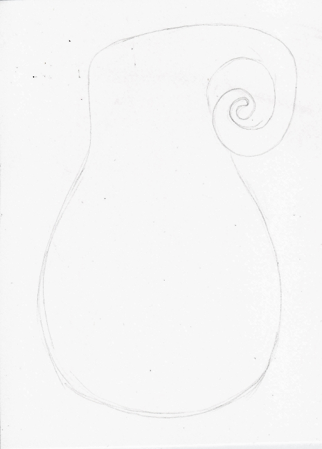01 Pitcher Mermaid sketch1