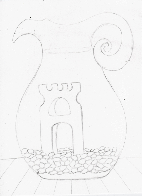 02 Pitcher Mermaid sketch2