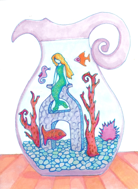 07 Pitcher Mermaid color2