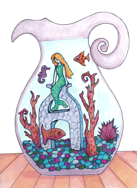 08 Pitcher Mermaid ink2