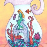 The Pitcher Mermaid