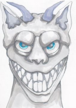 02 Teeth Gargoyle color1