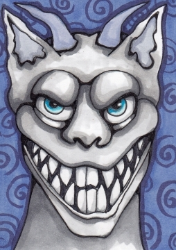 05 Teeth Gargoyle color3