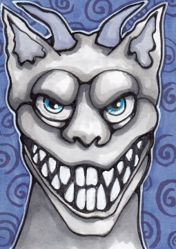 06 Teeth Gargoyle color