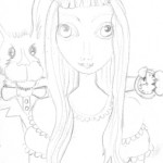 Alice with Rabbit 01