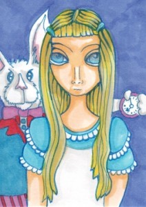 Alice with Rabbit 03