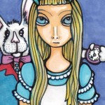 Alice with Rabbit 04