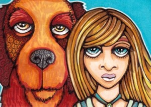 Lucy and Jake ATC