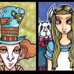 Mad Hatter Louie, and The Time, Alice!