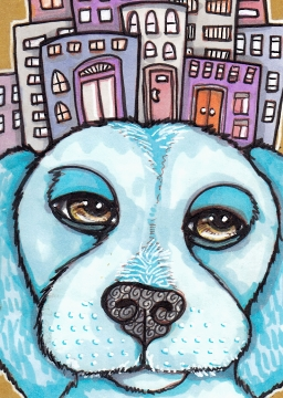 Blue Dog City
