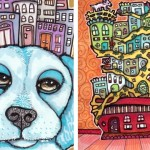Blue Dog City, and Bonsai Town