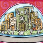 Snowglobe City