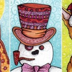 Snow Cards from 2012