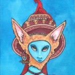 Leana, Lady of Cats