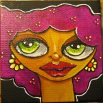 Sheila Green Eyes