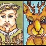Henry VIII and the Jackalope