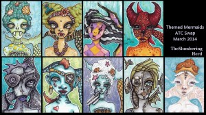 Nine Mermaids
