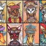 Fancy Dress Dogs and Cats, the First Eight