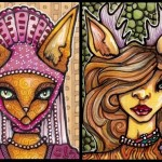 Lady Rawr and Dewdrop Plan