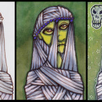 The Ritual of Josephin, in progress